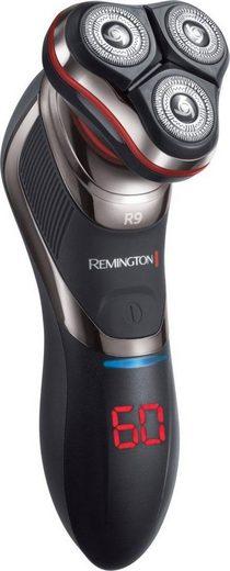 Remington Elektrorasierer XR1570, ausklappbarer Langhaarschneider, mit ComfortSpin-Scherkopf