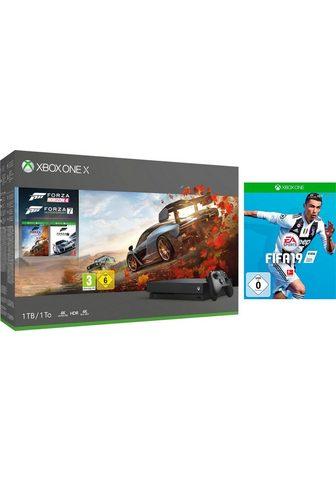 XBOX ONE X 1 TB (Bundle ir Forza Horizon 4 & Fo...