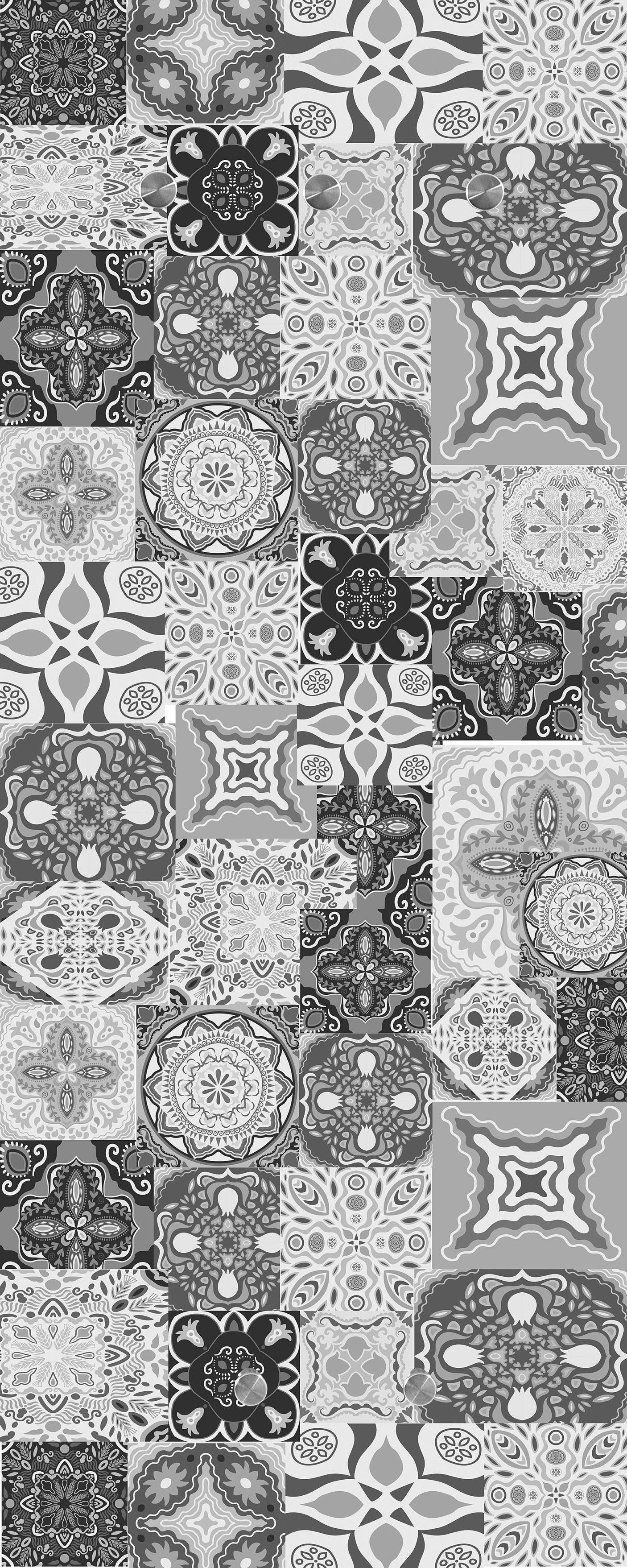Garderobe »Mosaik« 50/125 cm