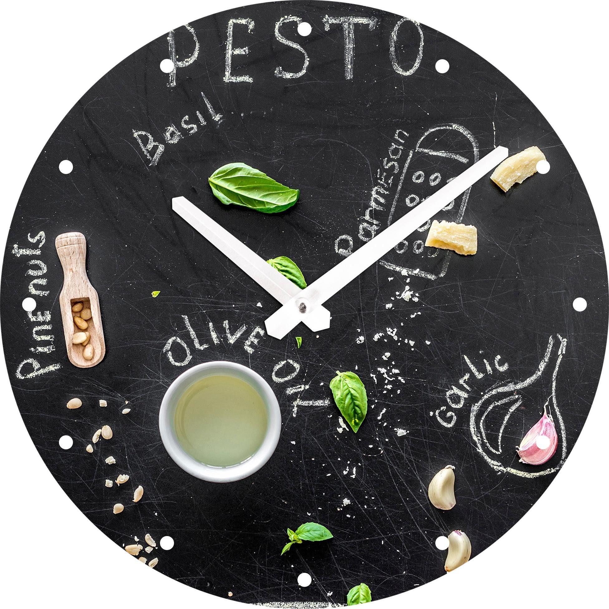 Wanduhr »Pesto« Ø 30 cm