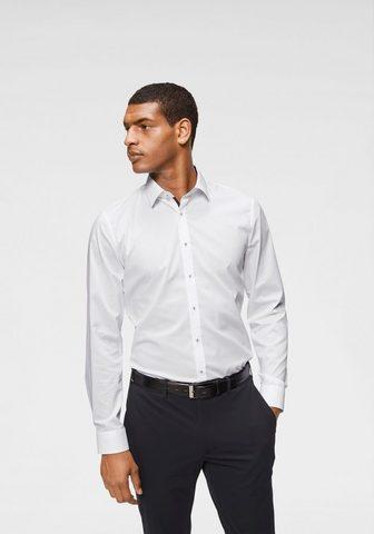 BRUNO BANANI Dalykiniai marškiniai »Skinny-fit«