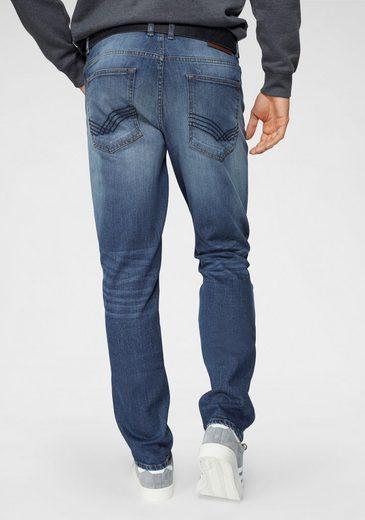 TOM TAILOR Regular-slim-fit-Jeans »JOSH REGULAR SLIM JEANS«