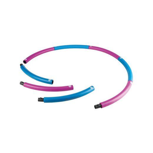 Energetics Hula-Hoop Ring, pink-blau