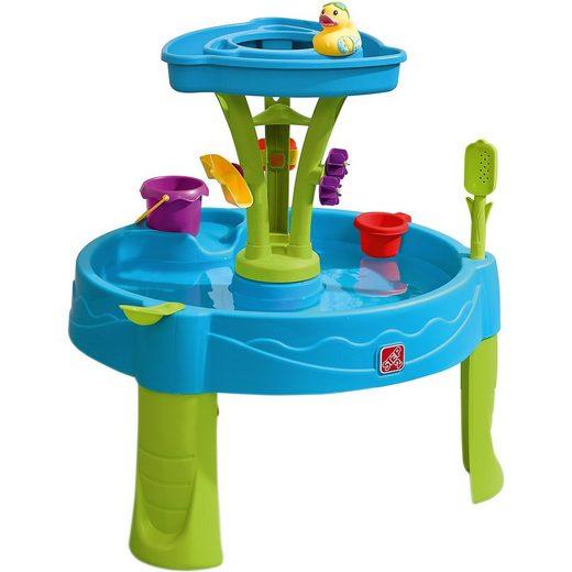 Summer Showers Splash Tower Wasserspieltisch