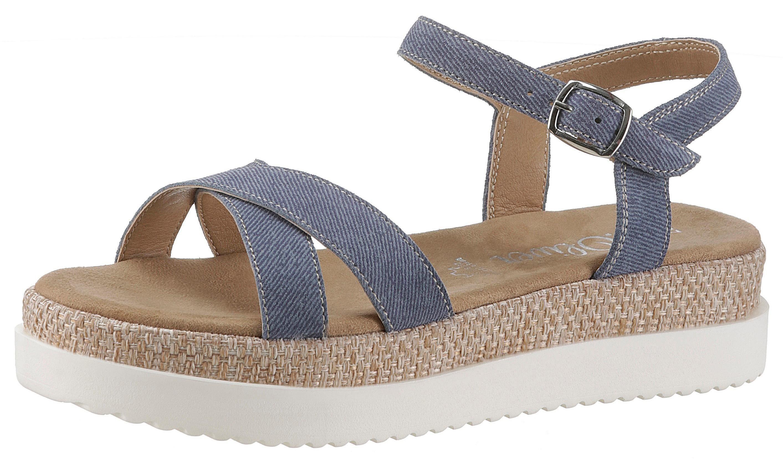 Online Leicht KaufenOtto S Sandale oliver Besonders KJ3Tc5ulF1