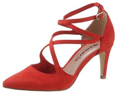 22b980938723fb Tamaris »Seagull« Spangenpumps in eleganter