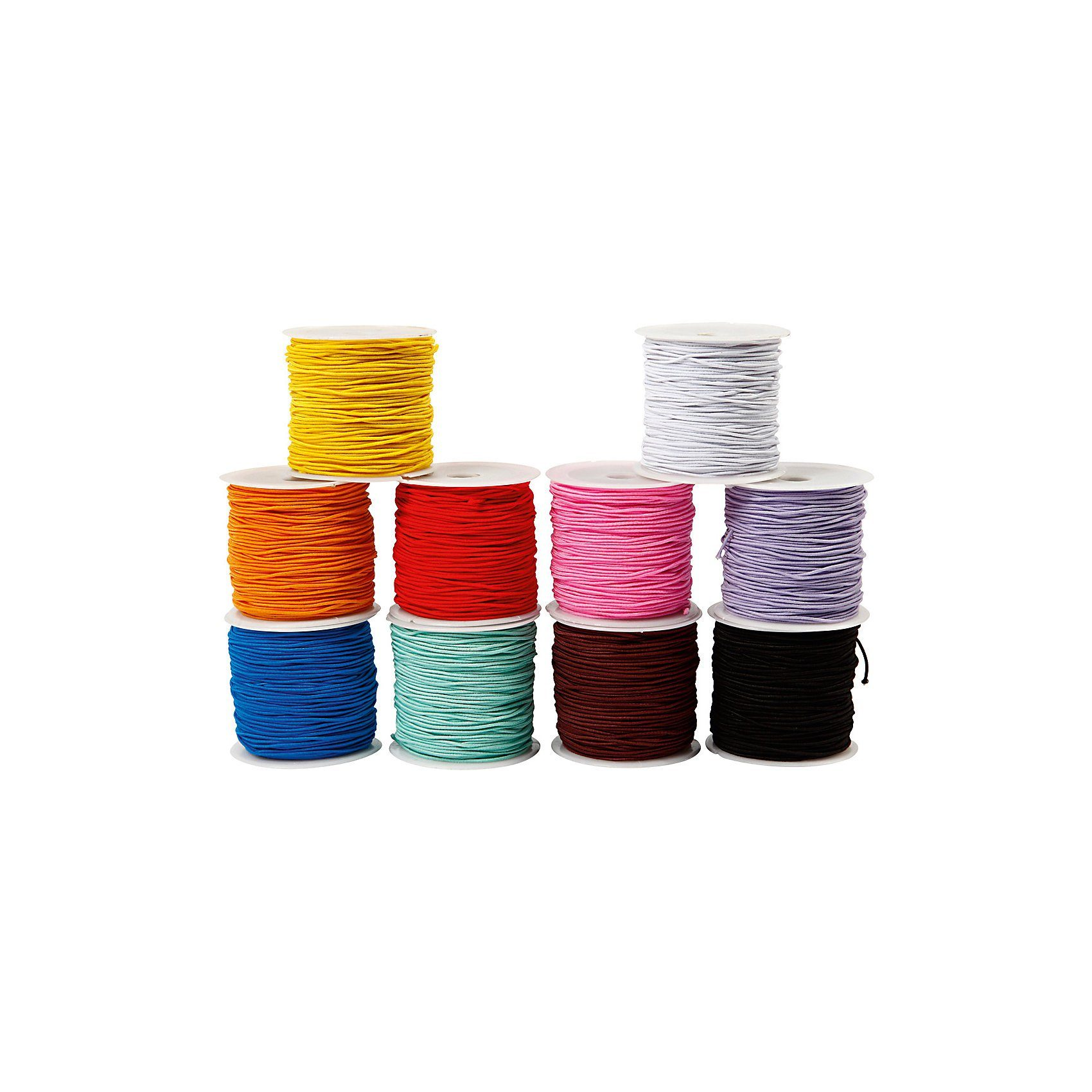Elastikband, Stärke: 1 mm, 10x25 m