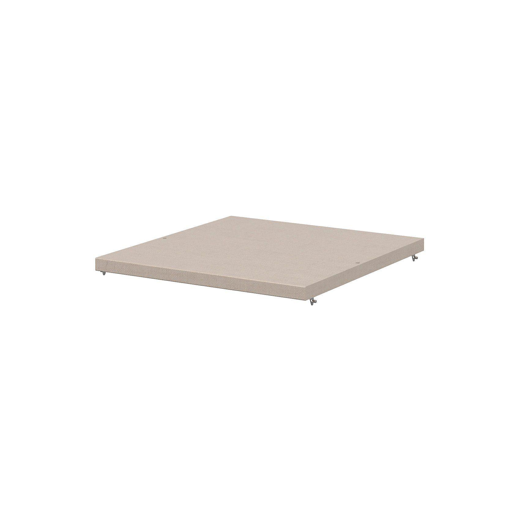 Wellemöbel Zubehör: Einlegeboden für Kleiderschrank Concrete 125 cm, Te
