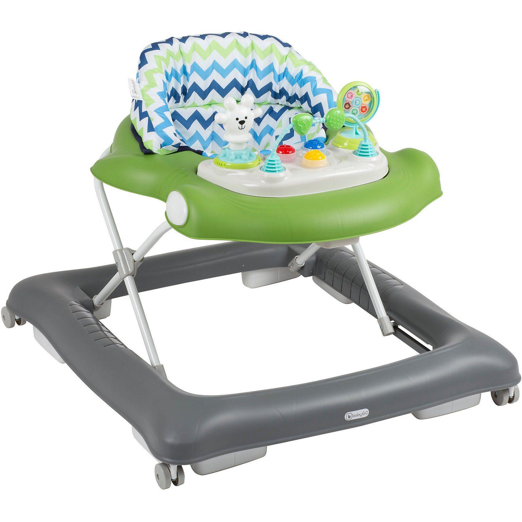 BabyGo Lauflernhilfe FreeWalk, grassgreen