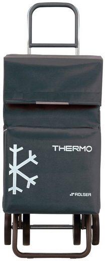 ROLSER Einkaufstrolley »Dos+2 Thermo Fresh«, mit 4 Rädern