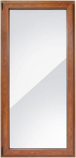 RORO Balkontür , BxH: 100x210 cm, eichefarben, in 2 Varianten