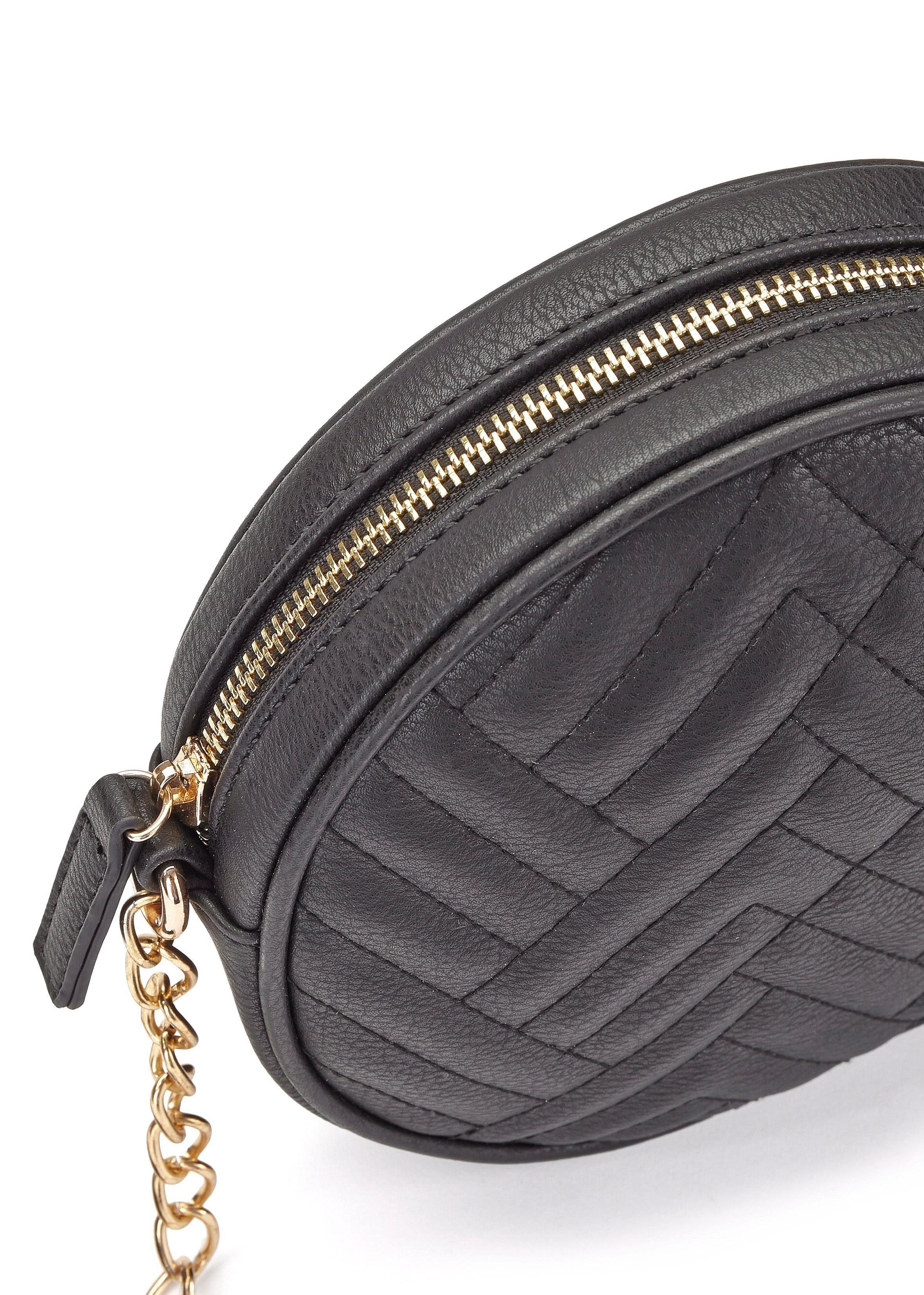 Tasche Mini Bag Runde Mini Lascana Lascana nq7g4xwF