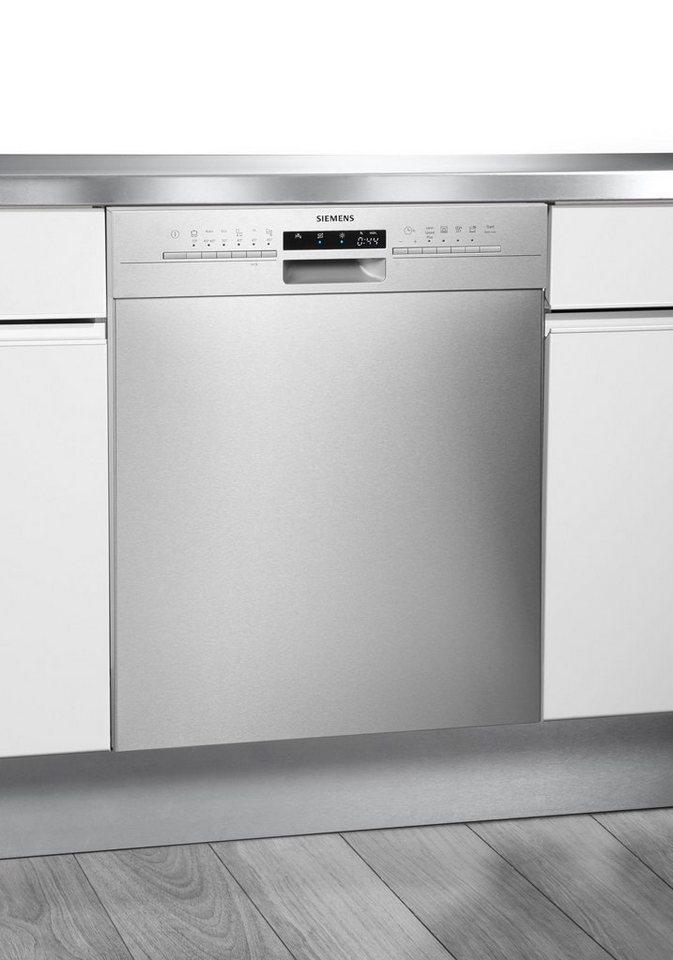 Siemens Unterbaugeschirrspüler Iq300 Sn436s04ae 9 5 L 12 Maßgedecke Online Kaufen Otto