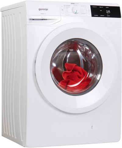 GORENJE Waschmaschine WE743P, 7 kg, 1400 U/min