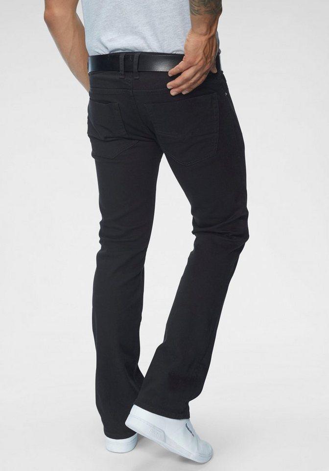 Diesel Bootcut-Jeans »ZATINY« | Bekleidung > Jeans > Bootcut Jeans | Schwarz | Denim | Diesel
