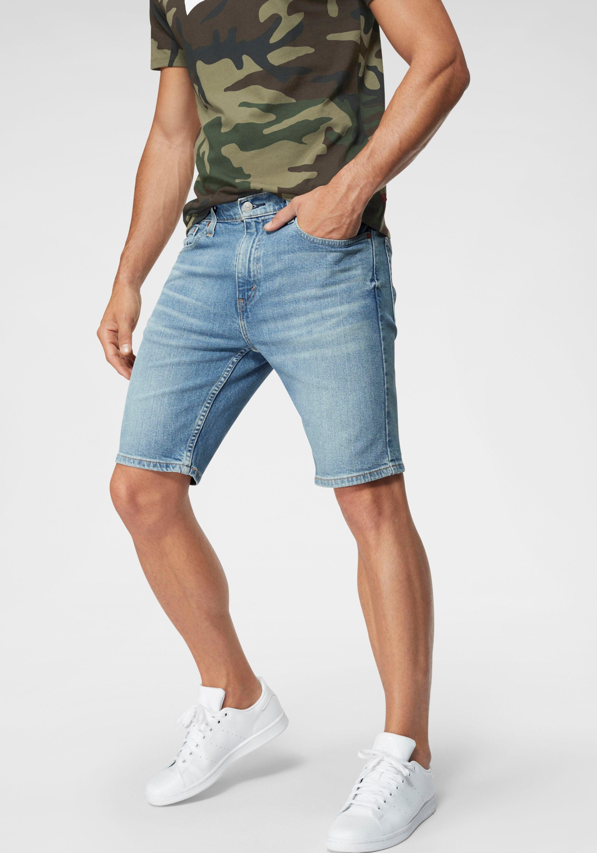 Levi's® Jeansshorts »502T«, Tapered fit online kaufen | OTTO