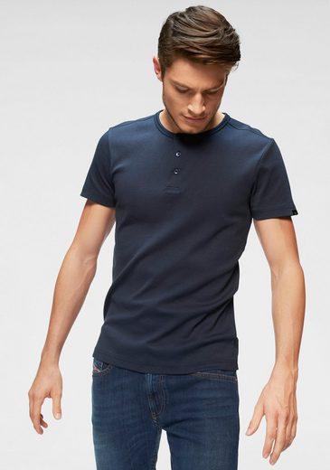 John Devin T-Shirt in Ripp Optik