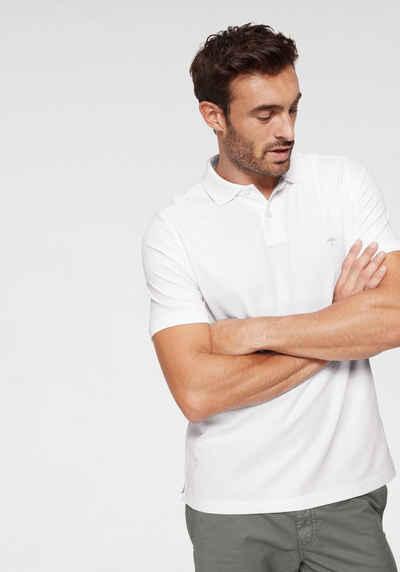 FYNCH-HATTON Poloshirt »SUPIMA COTTON« unifarben