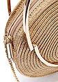 LASCANA Umhängetasche, kleine Strandtasche aus Bast, Bild 4