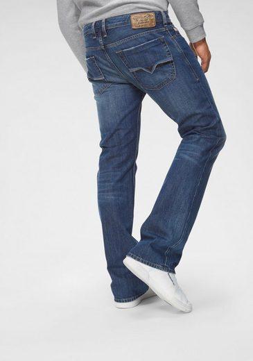 Diesel Bootcut-Jeans »ZATINY«