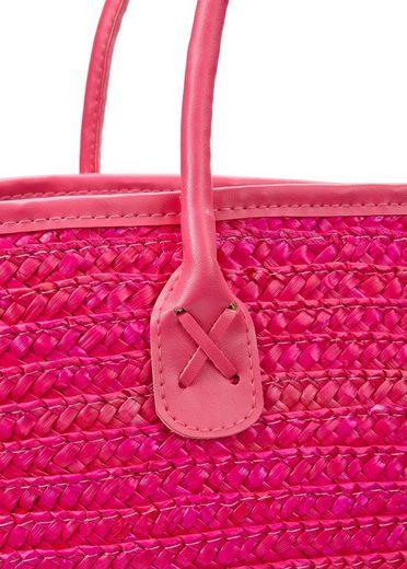 Lascana Farben Lascana In Strandtasche Leuchtenden Strandtasche x6awF7q5