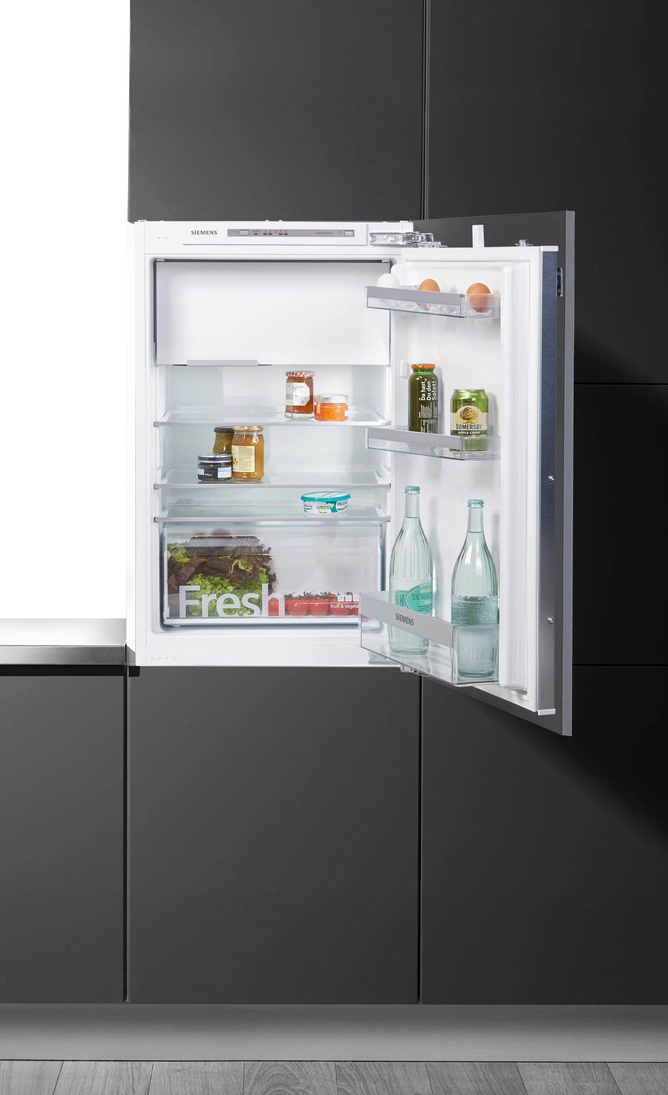 SIEMENS Einbaukühlschrank iQ300 KI22LVF40, 88 cm hoch, 56 cm breit