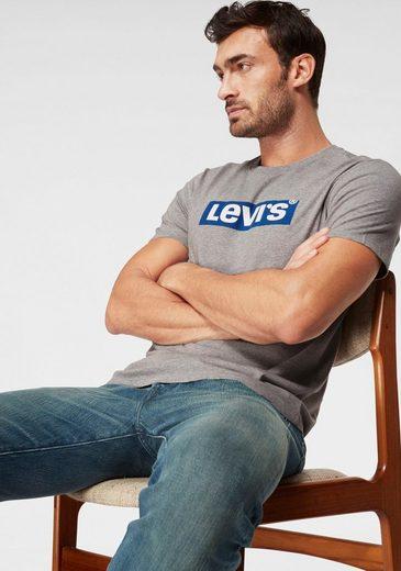 Levi's® Kapuzensweatshirt mit Logostickerei