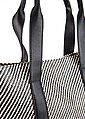 LASCANA Shopper, Tasche in Schwarz-Weiß-Optik, Bild 5