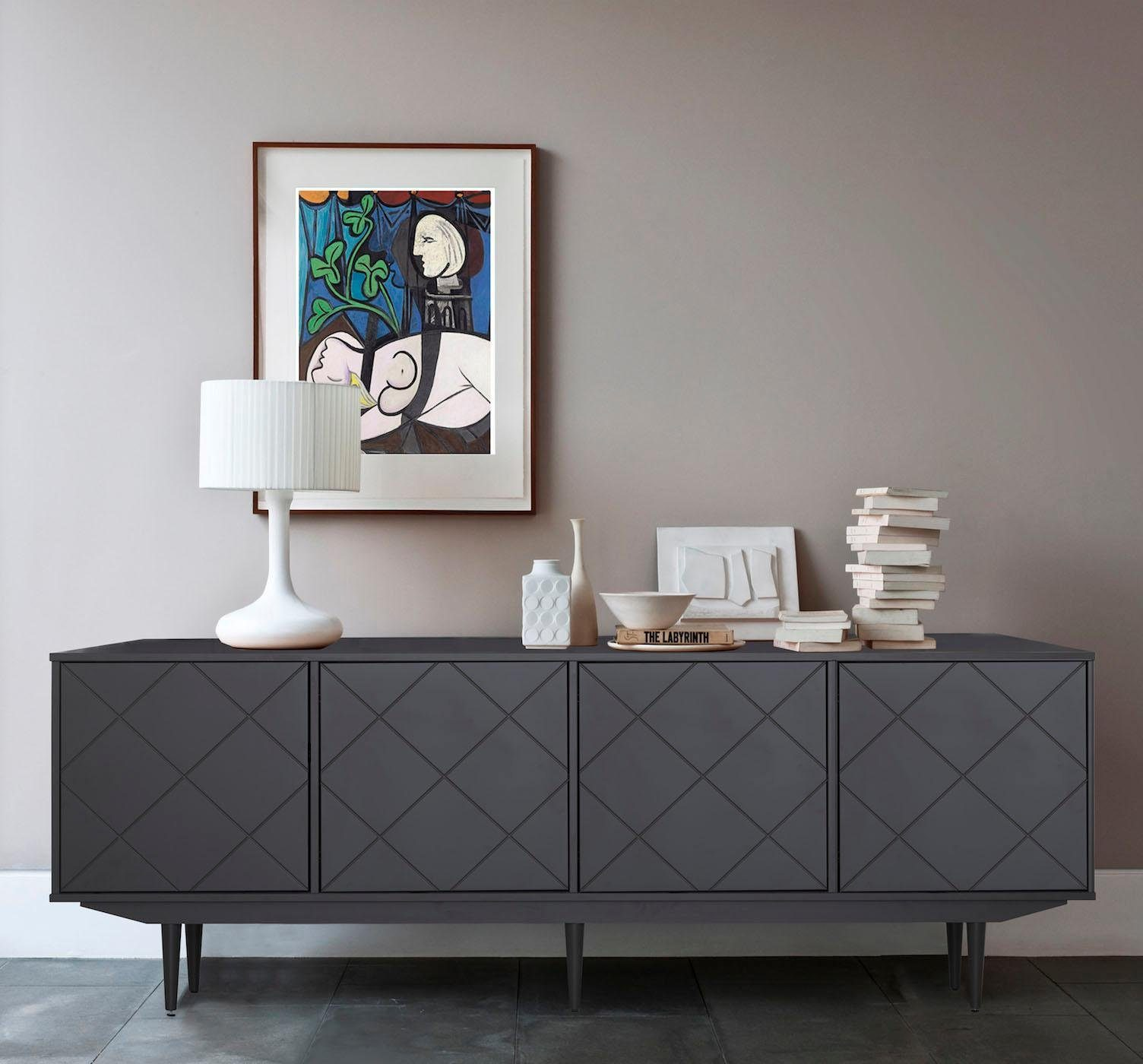 Places Of Style Sideboard »Feeling«, Breite 232 cm