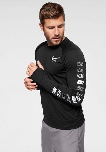 Nike Laufshirt »M NK PACER PLUS CREW GX HBR« DRI-FIT Technology