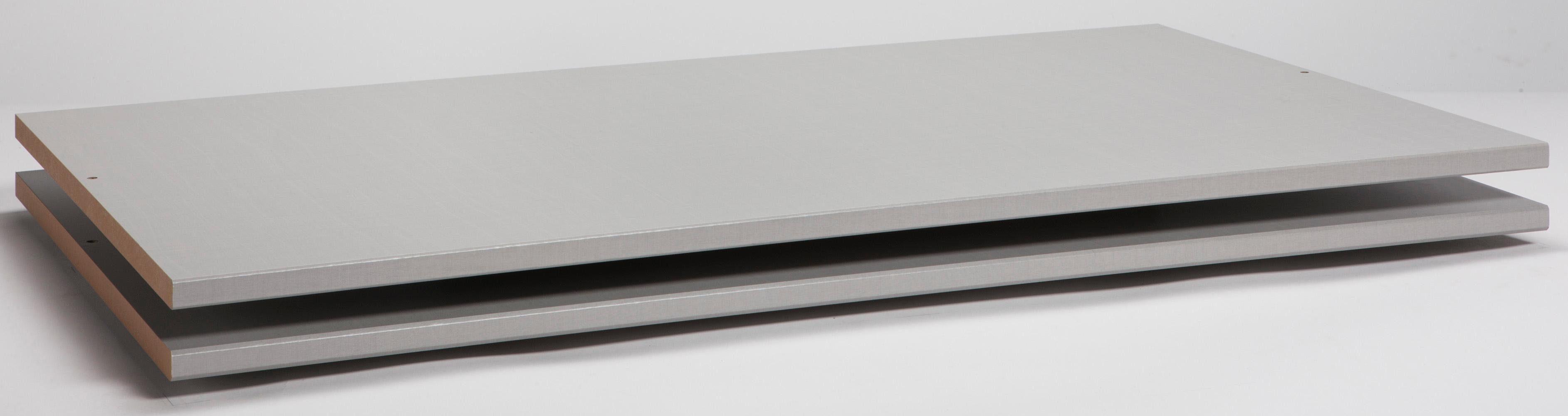 Express Solutions Einlegeböden, Breite 100 cm (2er Set)