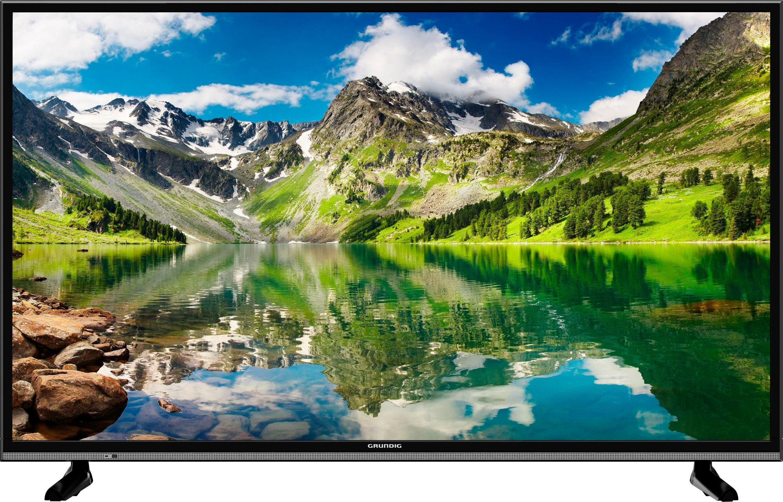 Grundig 49 VLX 8000 BP LED-Fernseher (123 cm/49 Zoll, 4K Ultra HD, Smart-TV)