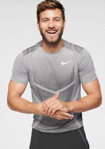 Nike Laufshirt »MEN NIKE TECHKNIT CL ULTRA TOP SHORTSLEEVE« DRI-FIT Technology
