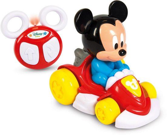 Clementoni® RC-Auto »Baby, Baby Mickey Ferngesteuertes Go-Kart«