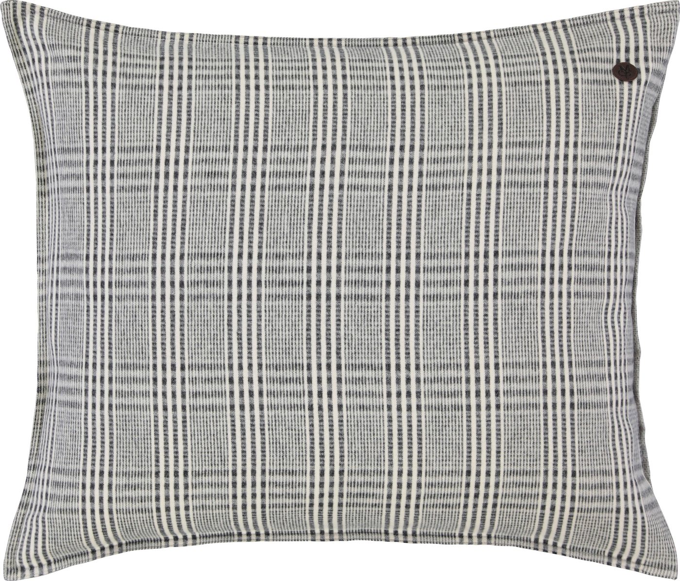Marc O´Polo Home Kissenbezug Teraka  Marc O Polo Home mit klassischem Muster grau   08715944584791