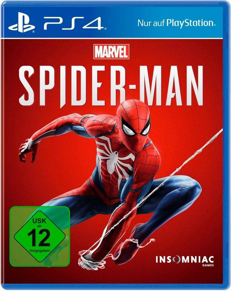Marvel´s Spider-Man PlayStation 4 online kaufen | OTTO