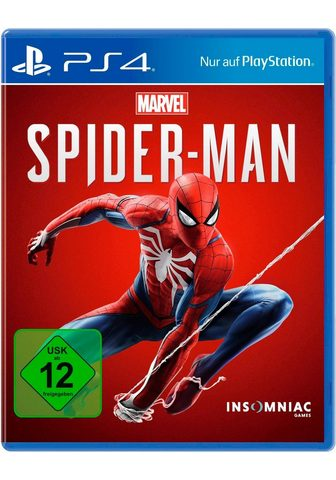 PLAYSTATION 4 Marvel´s Spider-Man