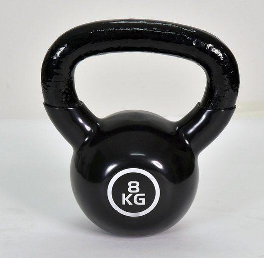 Christopeit Sport® Kettlebell »Kettlebell 8KG«, 8 kg