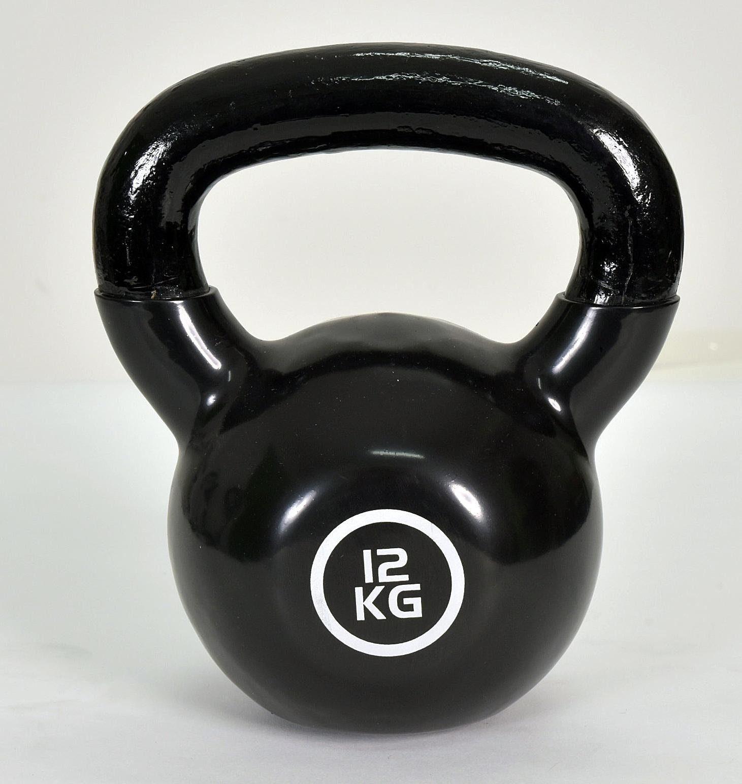 Christopeit Sport® Kettlebell »Kettlebell 12KG«, 12 kg