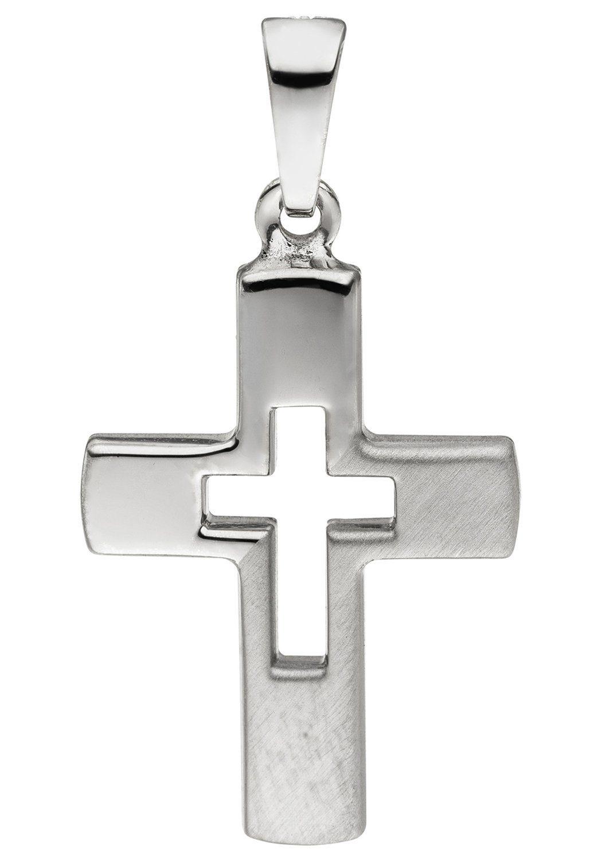 »kreuz« Kaufen Kreuzanhänger Jobo 925 Silber EDH29IYeW