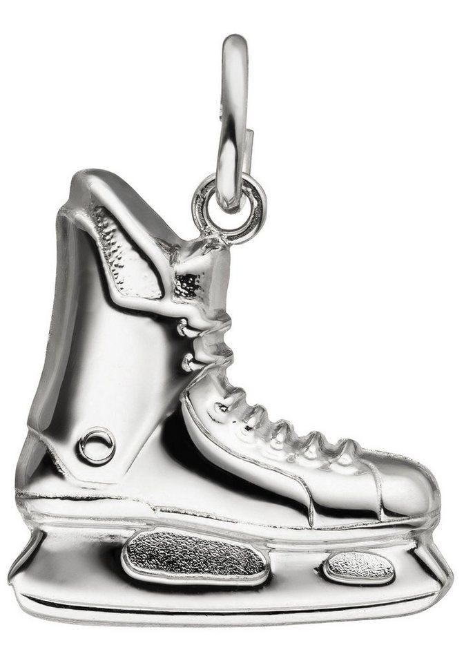 JOBO Kettenanhänger »Schlittschuh« 925 Silber | Schmuck > Halsketten > Ketten ohne Anhänger | JOBO