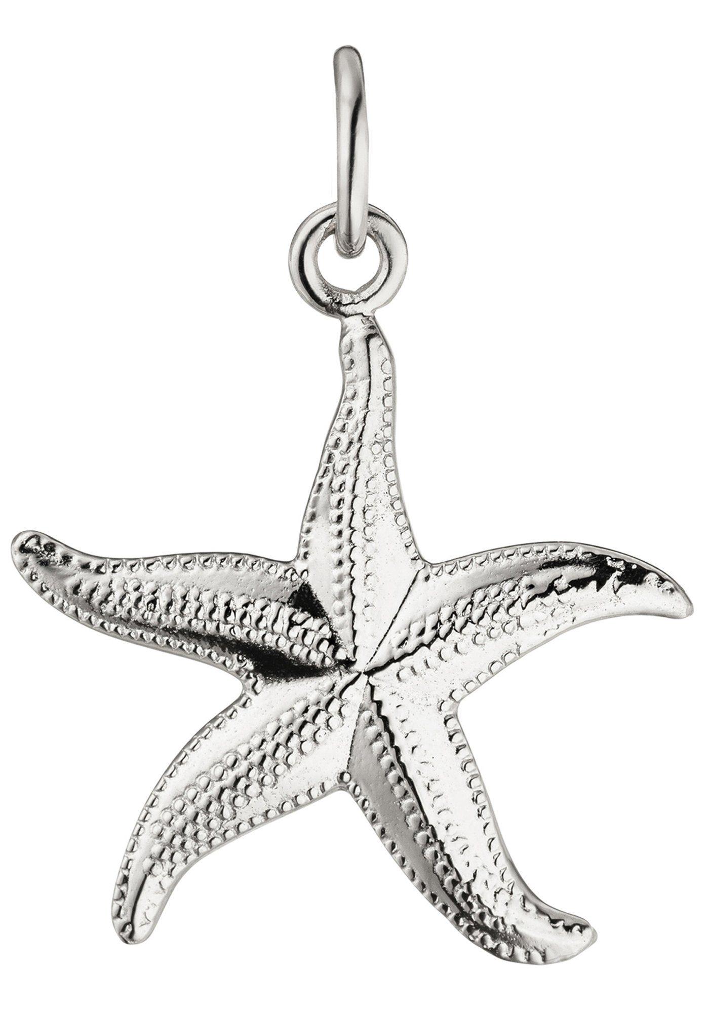 JOBO Kettenanhänger »Seestern« 925 Silber