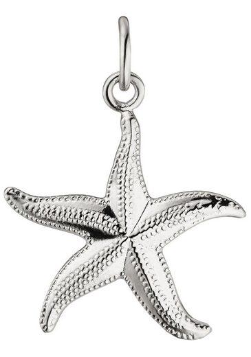 JOBO Kettenanhänger »Seestern«, 925 Silber