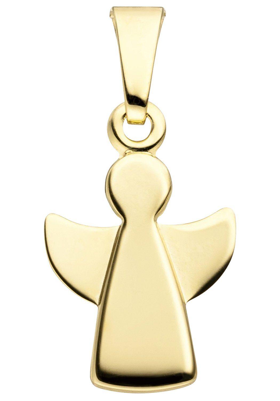 JOBO Engelanhänger »Engel Schutzengel« 333 Gold