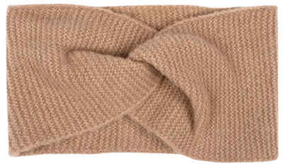 styleBREAKER Stirnband »Feinstrick Stirnband Twist Knoten« Feinstrick Stirnband Twist Knoten