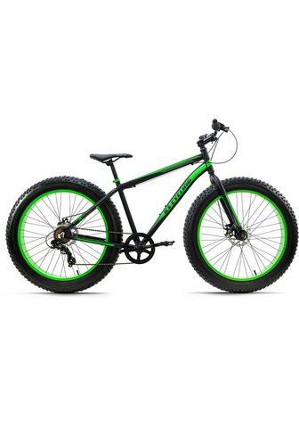 KS Cycling Fatbike »Fat - XTR« 7 Gang Shimano Tou...