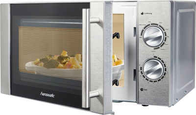 Hanseatic Mikrowelle 65509859, Grill, 20 l
