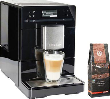 Miele Kaffeevollautomat CM5300 Obsidianschwarz, mit Vorbrühsystem