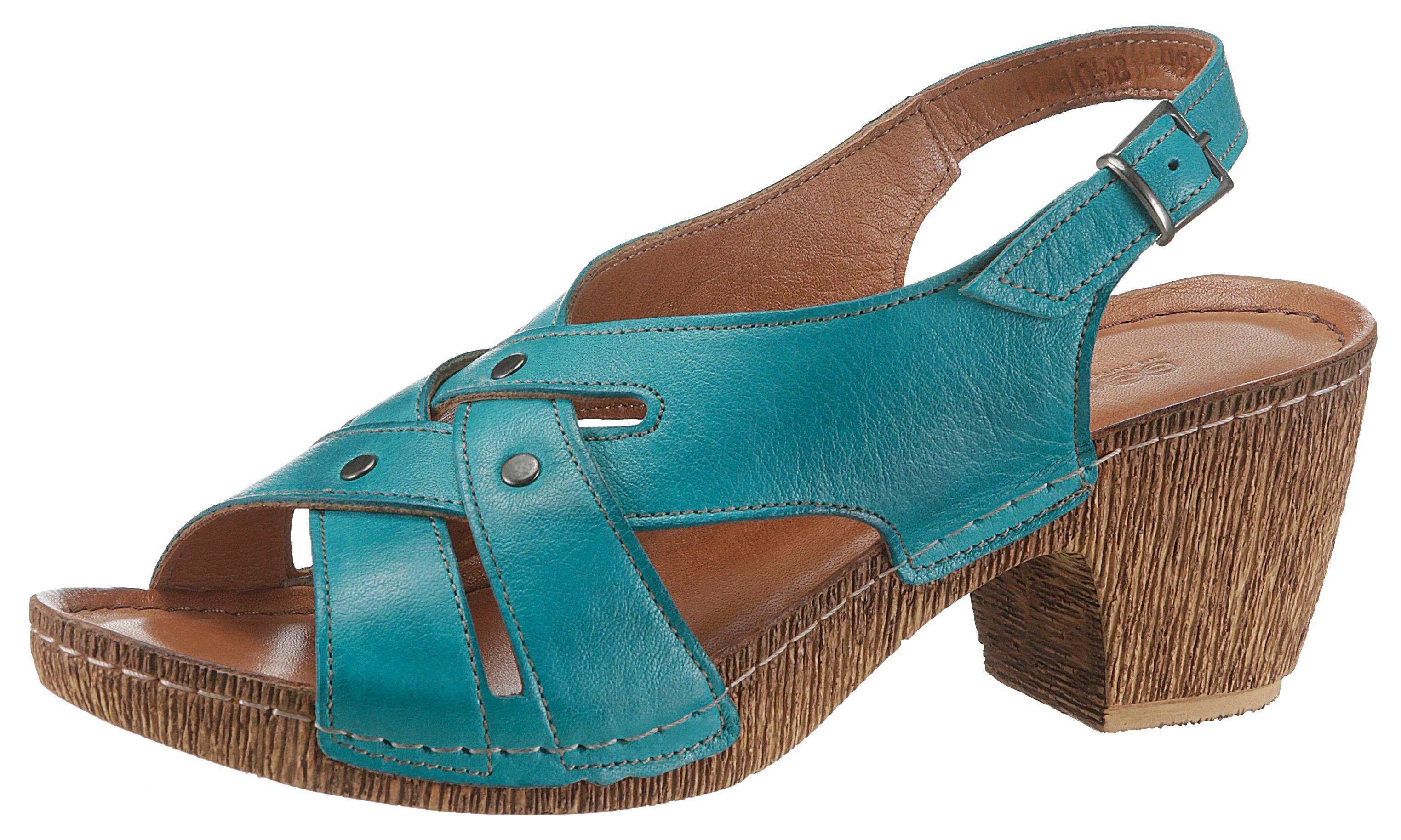 Gemini Sandalette mit verstellbarer Schnalle