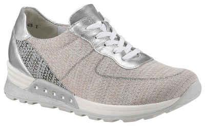 3dc618033f7e23 Waldläufer »HACHI« Keilsneaker mit Metallic-Details und komfortabler  Schuhweite H